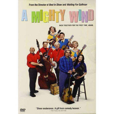 DVD | Mighty Wind,Widescreen,The CD Exchange