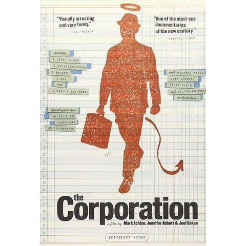 DVD | Corporation, The - The CD Exchange