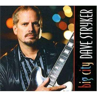 Stryker, Dave | Big City,CD,The CD Exchange