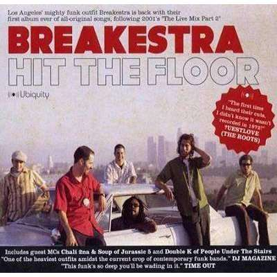 Breakestra | Hit The Floor,CD,The CD Exchange