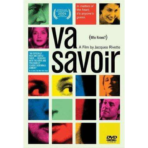 DVD | Va Savoir,Widescreen,The CD Exchange
