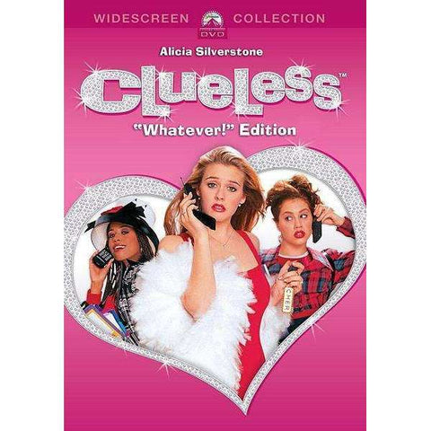 DVD - Clueless - Whatever! Edition - The CD Exchange