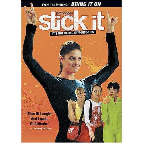 DVD | Stick It,Widescreen,The CD Exchange