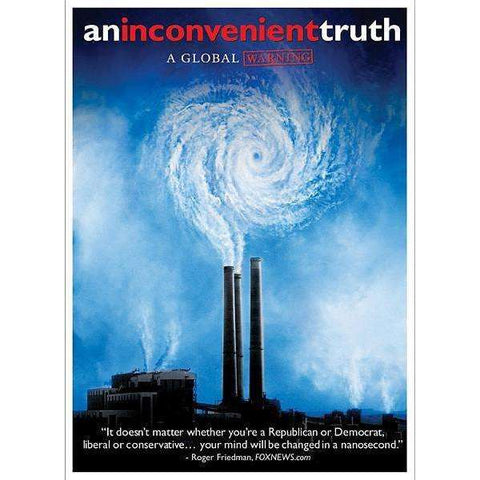 DVD | An Inconvenient Truth,Widescreen,The CD Exchange