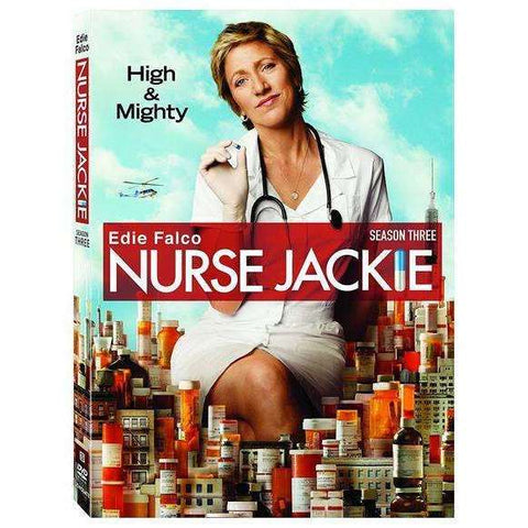 DVD - Nurse Jackie: Season 3 - The CD Exchange