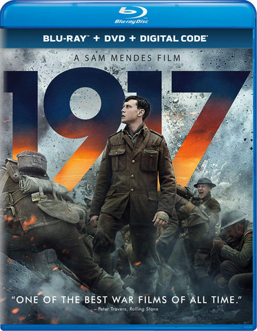 1917 Blu-ray + DVD + Digital - The CD Exchange