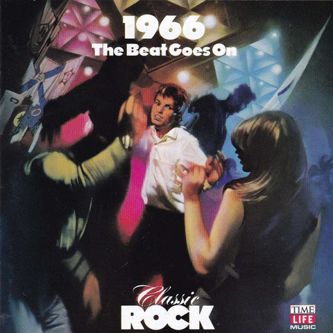 1966 The Beat Goes On - Classic Rock Time Life - Used CD,The CD Exchange