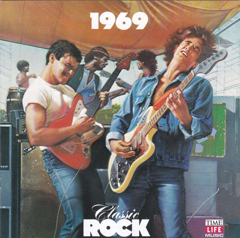 1969 Classic Rock - Time Life - Used CD,The CD Exchange