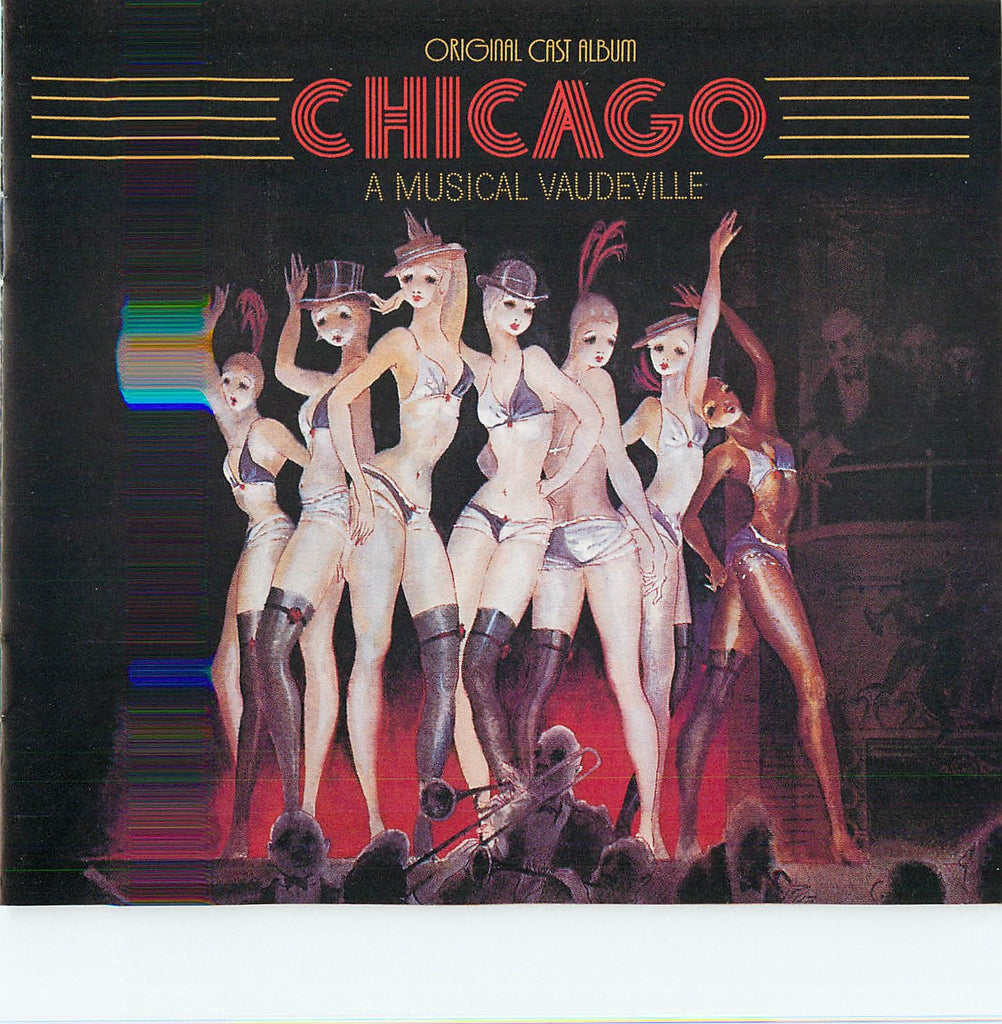 Soundtrack - Original Cast Album Chicago: A Musical Vaudeville - CD - The CD Exchange