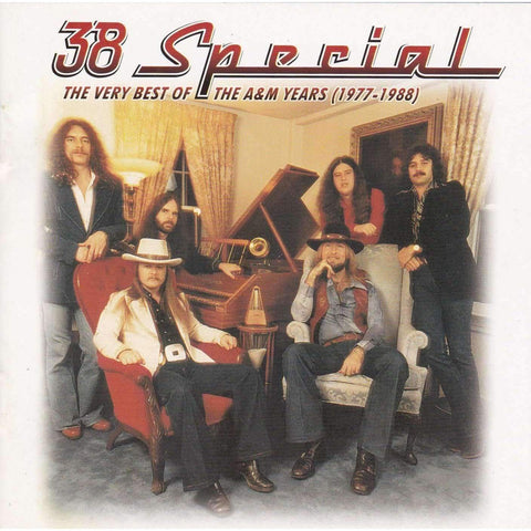 38 Special - The Very Best of the A&M Years 1977-1988 - Used CD,The CD Exchange