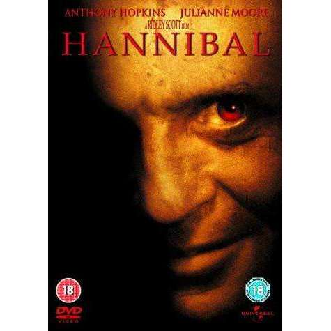 DVD | Hannibal (Special Edition) - The CD Exchange