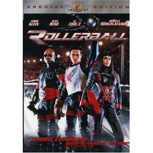 DVD | Rollerball (2002),Widescreen/Fullscreen,The CD Exchange