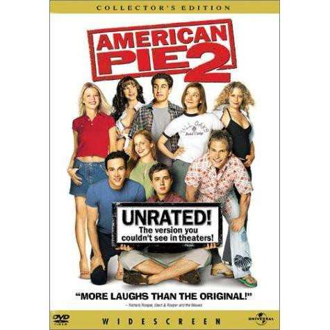 DVD | American Pie 2 (Unrated Widescreen),Widescreen,The CD Exchange