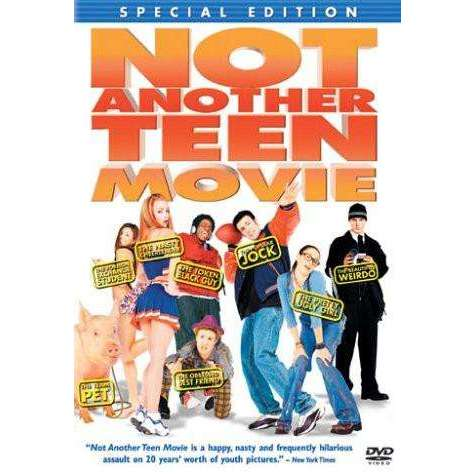 DVD | Not Another Teen Movie,Widescreen,The CD Exchange