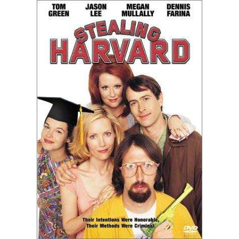 DVD | Stealing Harvard,Widescreen,The CD Exchange