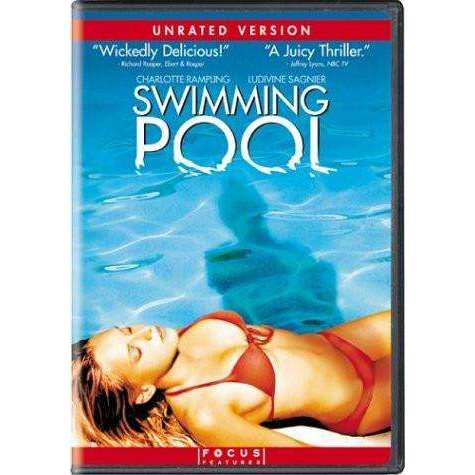DVD | Swimming Pool (Unrated),Widescreen,The CD Exchange
