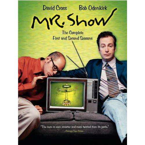 DVD | Mr. Show: Complete First And Second Seasons,Fullscreen,The CD Exchange