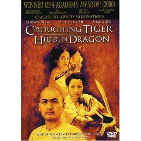 DVD | Crouching Tiger, Hidden Dragon,Widescreen,The CD Exchange
