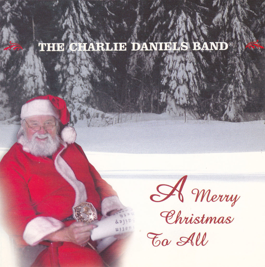 Charlie Daniels Band - A Merry Christmas to All - CD - The CD Exchange