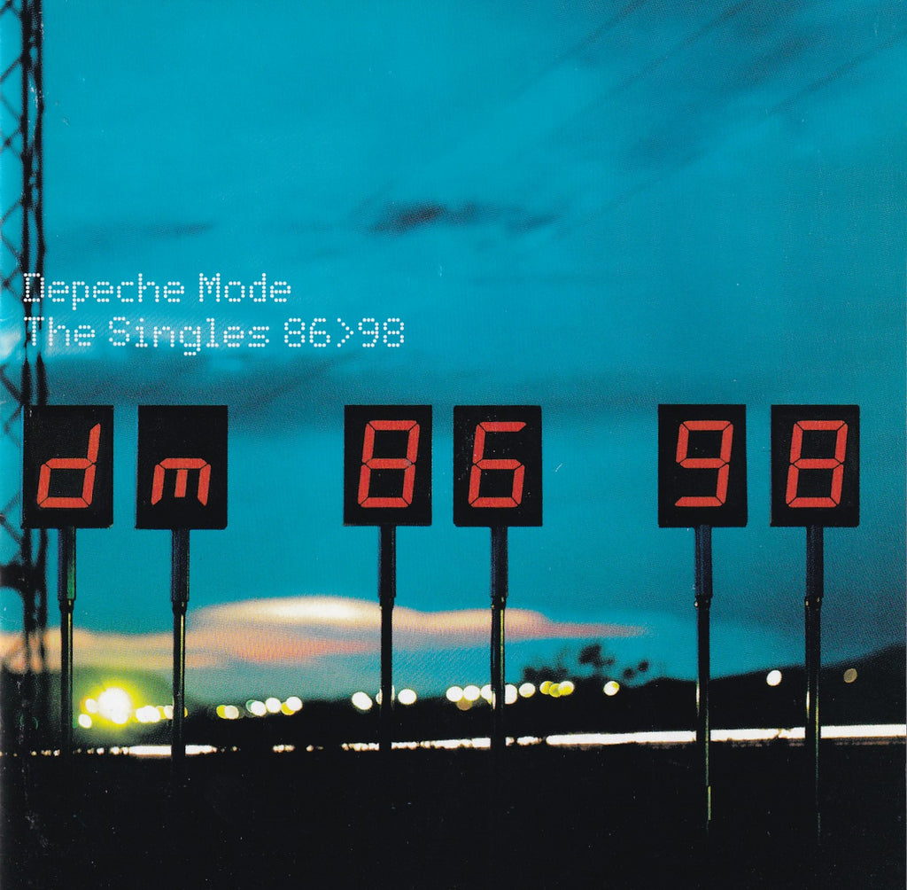 Depeche Mode - The Singles 86>98 - 2 CD - The CD Exchange