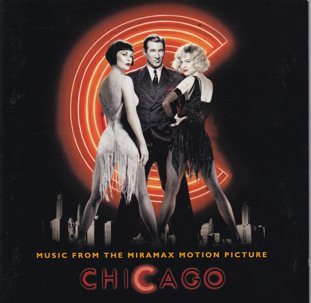 Soundtrack - Chicago: Music From the Motion Picture - CD - The CD Exchange