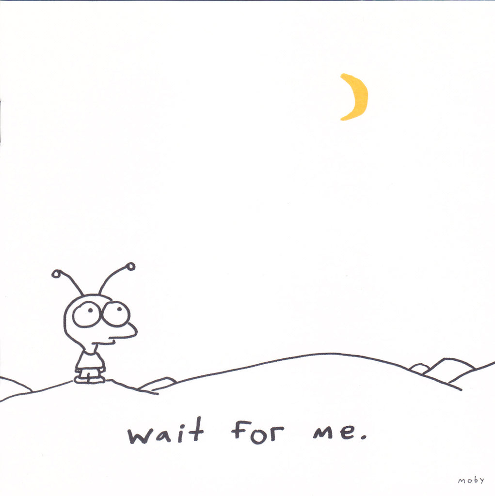 Moby - Wait For Me - CD - The CD Exchange