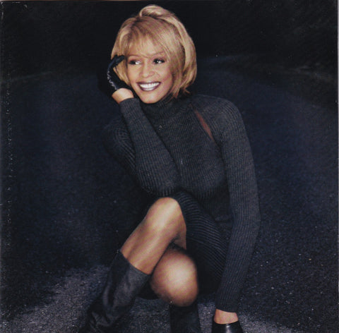 Whitney Houston - My Love Is Your Love - CD - The CD Exchange