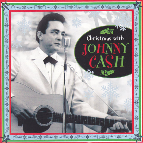 Johnny Cash - Christmas With Johnny Cash - CD - The CD Exchange