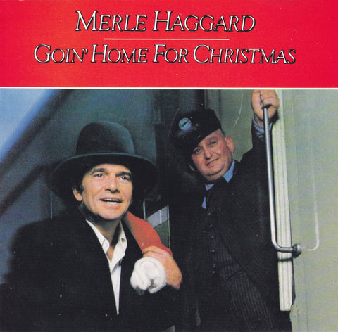 Merle Haggard - Goin' Home for Christmas - CD - The CD Exchange