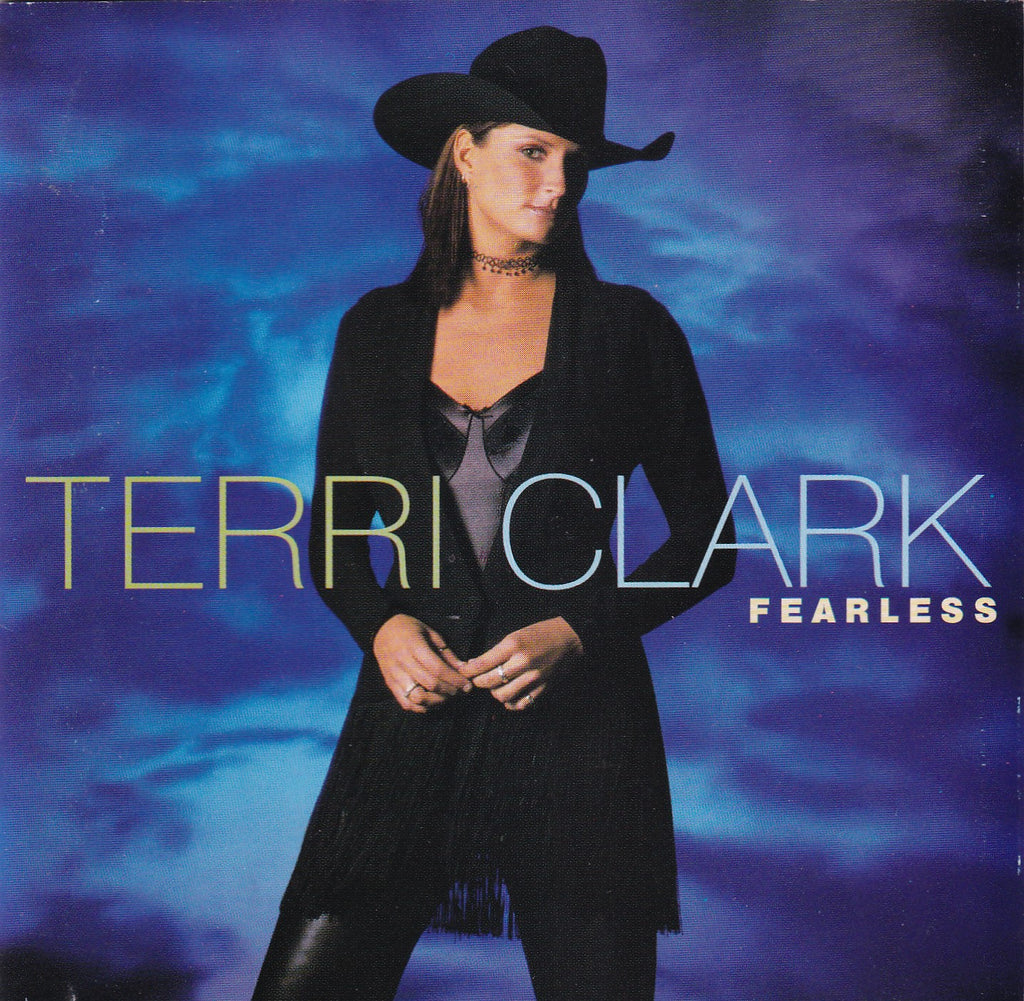Terri Clark - Fearless - CD - The CD Exchange