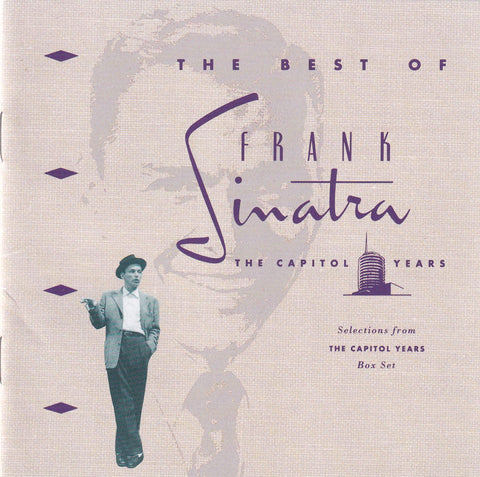 Frank Sinatra - The Best of the Capitol Years - CD - The CD Exchange