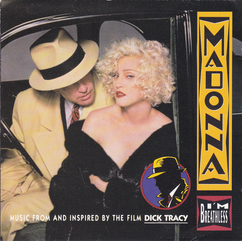 Soundtrack - Dick Tracy I'm Breathless - CD - The CD Exchange