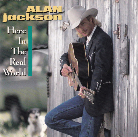 Alan Jackson - Here in the Real World - CD - The CD Exchange