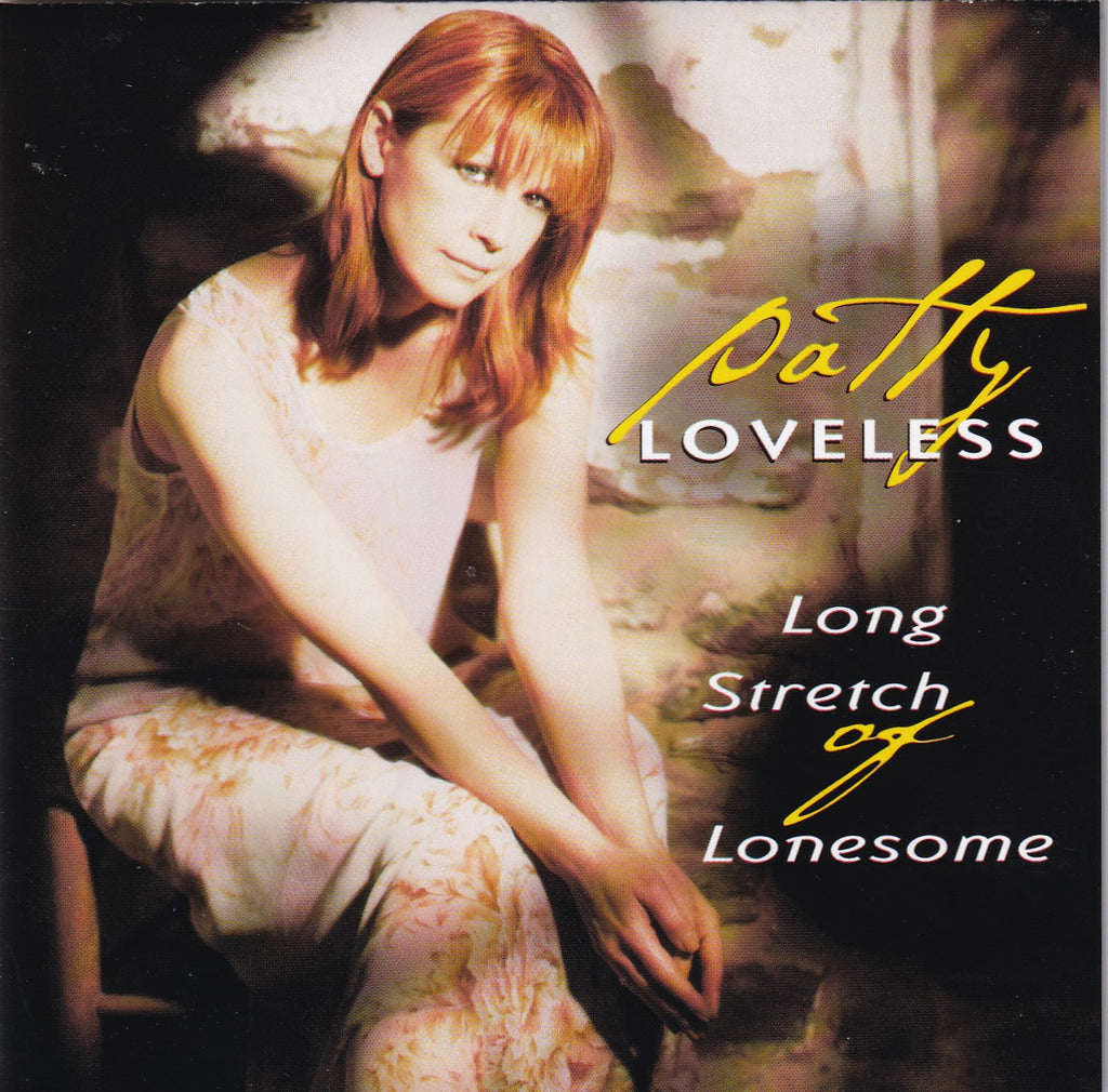 Patty Loveless - Long Stretch of Lonesome - CD - The CD Exchange
