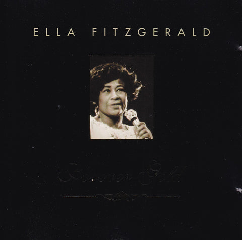 Ella Fitzgerald - Forever Gold - CD - The CD Exchange