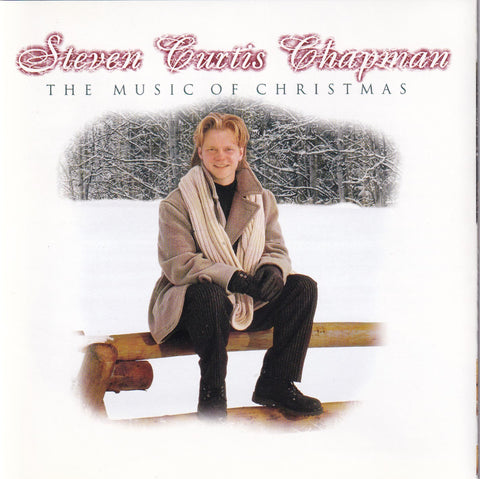 Steven Curtis Chapman - The Music of Christmas - CD - The CD Exchange