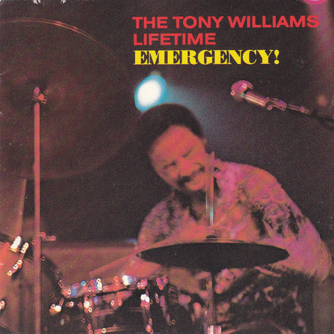 Tony Williams Lifetime - Emergency! - CD - The CD Exchange