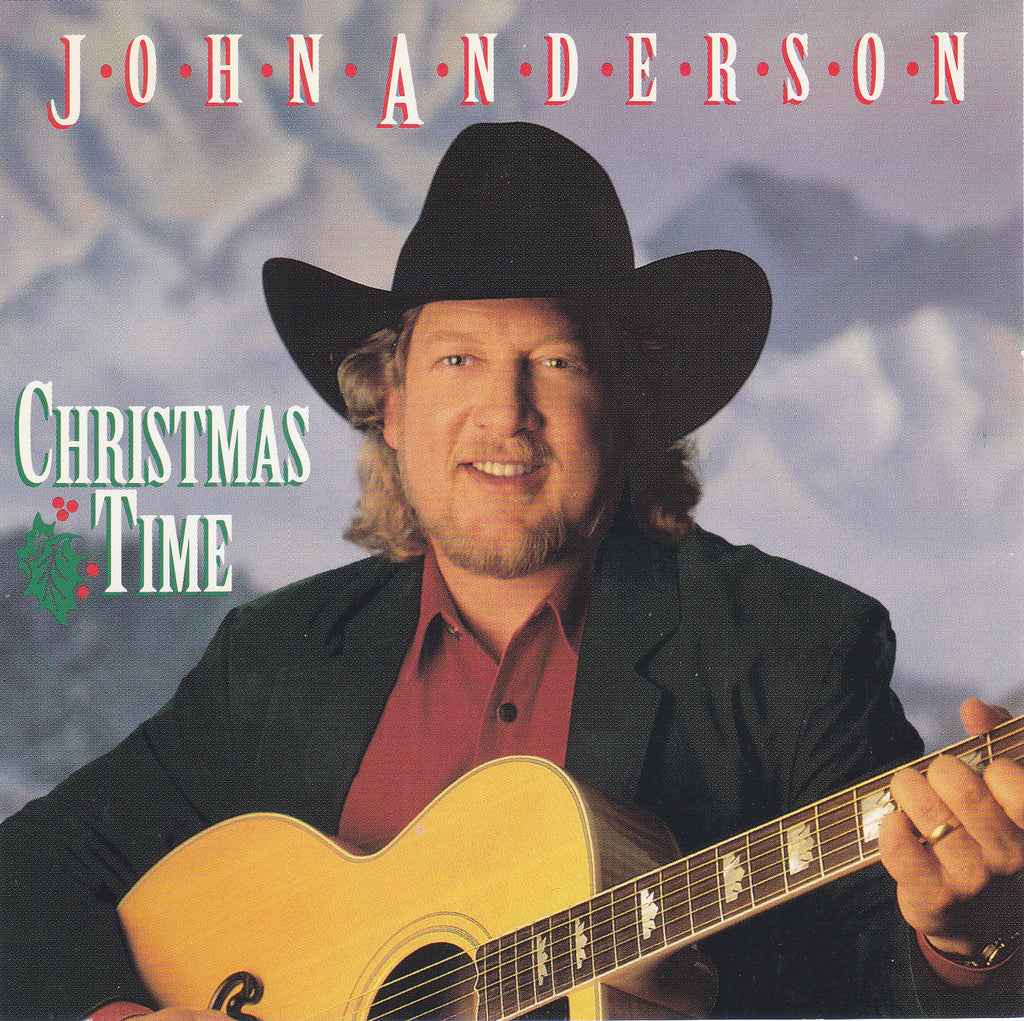 John Anderson - Christmas Time - CD - The CD Exchange
