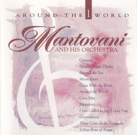 Mantovani - Around the World Disc 1 - CD