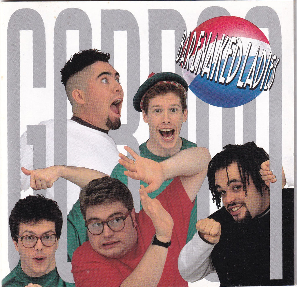Barenaked Ladies - Gordon - CD - The CD Exchange