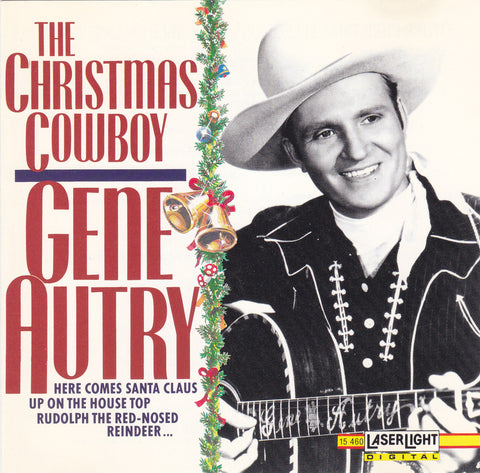 Gene Autry - The Christmas Cowboy - CD