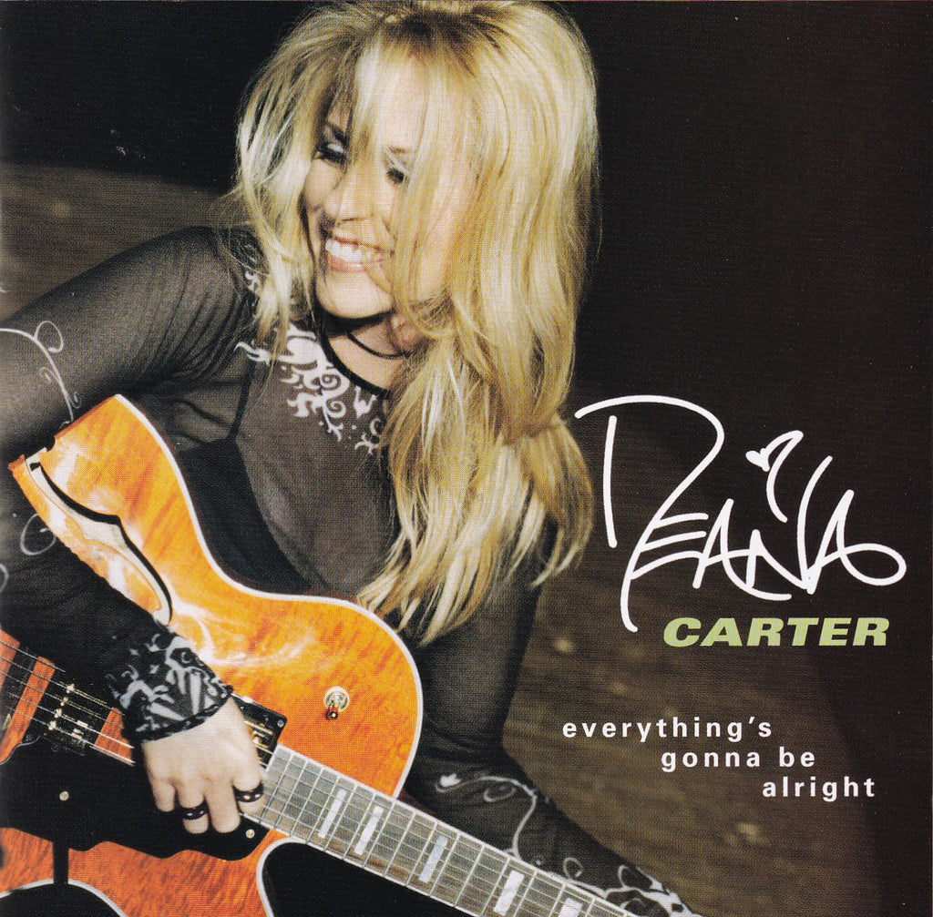 Deana Carter - Everything's Gonna Be Alright - Used CD - The CD Exchange