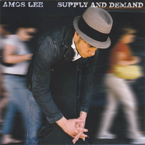 Amos Lee - Supply and Demand - CD - The CD Exchange
