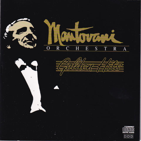 Mantovani Orchestra - Golden Hits - CD - The CD Exchange