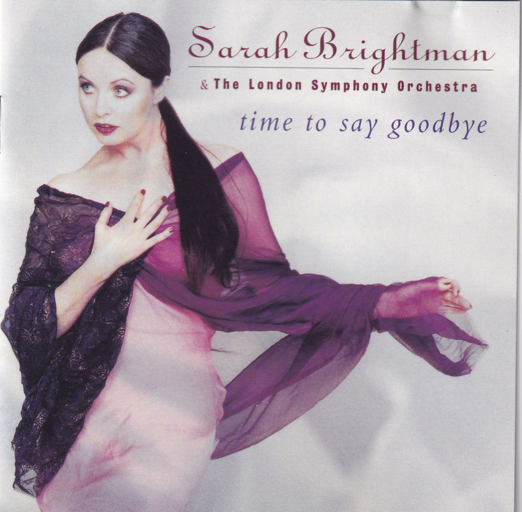 Sarah Brightman - Time To Say Goodbye - CD - The CD Exchange
