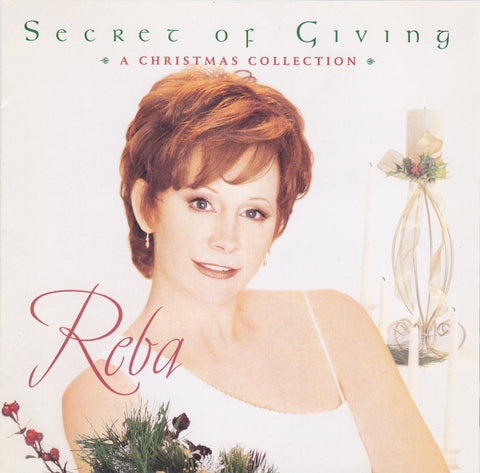 Reba McEntire - The Secret of Giving: A Christmas Collection - CD - The CD Exchange