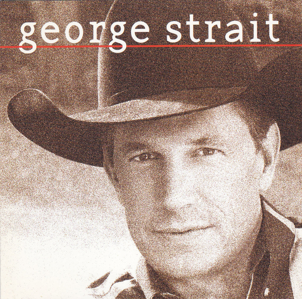 George Strait - George Strait - CD - The CD Exchange
