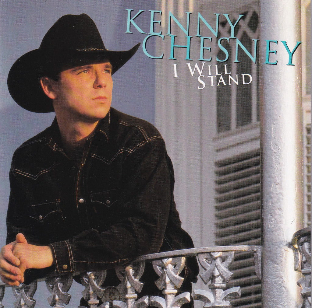 Kenny Chesney - I Will Stand - CD - The CD Exchange