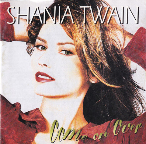 Shania Twain - Come On Over - Clearance CD