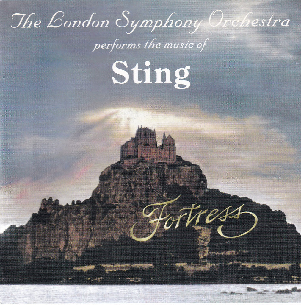 The London Symphony Orchestra - Performs the Music of Sting - Clearance CD - The CD Exchange